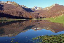 Location | Paesaggi d'Abruzzo / Bacheca dedicata all'Abruzzo e alle sue bellezze paesaggistiche scenario naturale della Festa Internazionale degli Gnomi