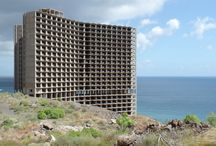 great ruins of modern spain / real estate crisis in Spain leaves even on Tenerife hotelbuilings being unfinished or abandoned