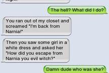 Texts / Funny texts