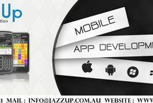 Jazz Up Mobile App Development