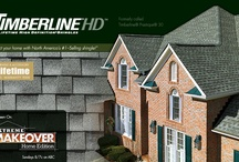 Timberline HD / GAF Timberline Lifetime Shingles - Value and performance in a genuine wood-shake look.