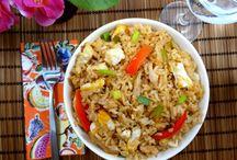 Chaufa de pollo: en búsqueda de la cebolla china en España / Receta chaufa de pollo