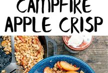 Camping meals/desserts