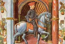 La culla degli Sforza / Giacomo Attendolo (Cotignola 28 maggio 1369 – Pescara 4 gennaio 1424) è stato un condottiero e capitano di ventura italiano. Soprannominato Muzio detto poi Sforza, fu conte di Cotignola e capostipite della dinastia Sforza.