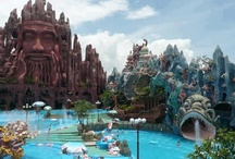 Amusement Parks - play - water