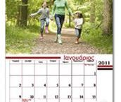 Calendars / We create your own, personalized calendar!