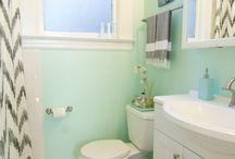 Bathroom  / by Ashley Petty