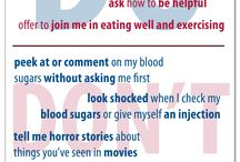 Living with Diabetes / A guide to living with Type 2 Diabetes.
