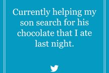 Parenting Fun / Sometimes you just have to laugh!