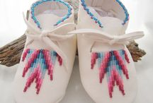 A Baby Shoe