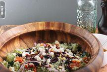 In the Kitchen -  Salads