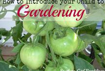 Gardening Gardening Gardening / Whether you have a green thumb or not, happy pinning!