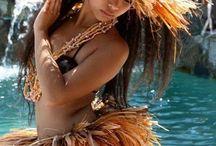Tahiti  Polynesien