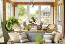 Porches and Sunrooms / by Traci Zeller