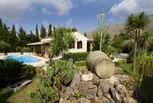 Villa Gioia / Sizilien Ferienhaus mit Pool für bis zu 6 Personen - Castellammare del Golfo: http://www.sizilien-fewo.de/ferienwohnungen-in-sizilien/villa-gioia/