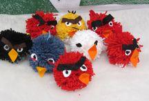 Tupsu / Angry birds-tupsu