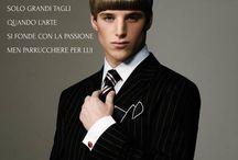 MEN SOLO GRANDI TAGLI / Capelli moda uomo