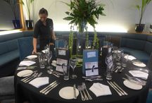 Corporate's Circle Dinner / Hosts to selected top corporate clients for a 6-course tastings menu at Jet Park Hotel.