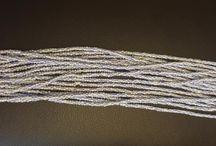 African Waist Beads / Belly Beads, Body Beads, African Waist Beads