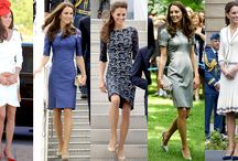 would princess kate wear that? / by Margaret Tornero Casey