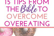 Bible verses for overeating