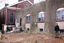 Lombard Central Presbyterian Church Community Center / A new community garden in West Philly in Spring 2014
