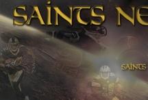 Saints News / New Orleans Saints News. / by Kyle Mosley