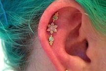 Midlife piercings