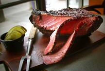 Recipes- Grill & Smoker / Recipes for the grill or smoker