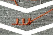 puntadas bordado