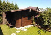 GARDEN domek