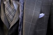 Men's fashion / by Nik