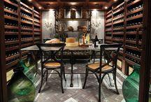 Wine cellar / by Patti Green