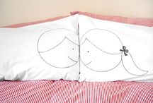 Lovers mood Pillowcase / by Valentina Villanova