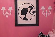Barbie rooms