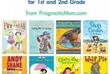 2nd Grade / by Alicia Marie