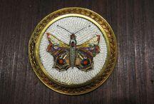 Vintage Micro Mosaic
