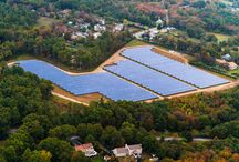 Ground Mount Solutions / Ground Mount Solar Solutions for commercial and utility-scale solar system projects.