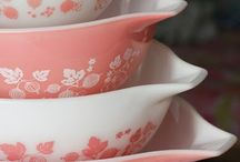 Pyrex Love / by The Roseberry Cottage ~ Carol
