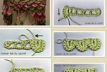 Crochet / Puntod de crochet