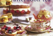 Afternoon Tea / by Amanda O
