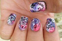 Manimatters nail art / Nail art by Manisha from Followmanimatters's blog