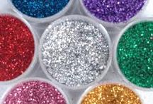 Glitter makes EVERYTHING better! / by Maggie Lipham