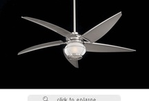 """Bathroom exhaust fans      / A best-selling item and a great conversation piece, this fan works great in a kitchen, smaller bedroom or den. For larger spaces choose the 52"""" Concept II."""