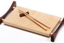 material para sushi