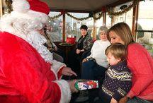 Santa Trains / Ffestiniog & Welsh Highland Railway Santa Trains