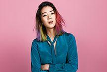Color Me Bright - FW15 / Irene Kim - ALDO FW15 BTS / by ALDO Shoes