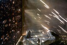 corten steel interior