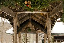 Christmas Front Entry