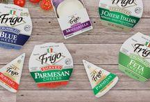 Frigo Files / Cheesy Inspirations & #Recipes